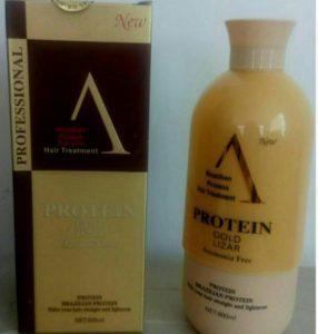 پروتئین مو برزیلی گلد
