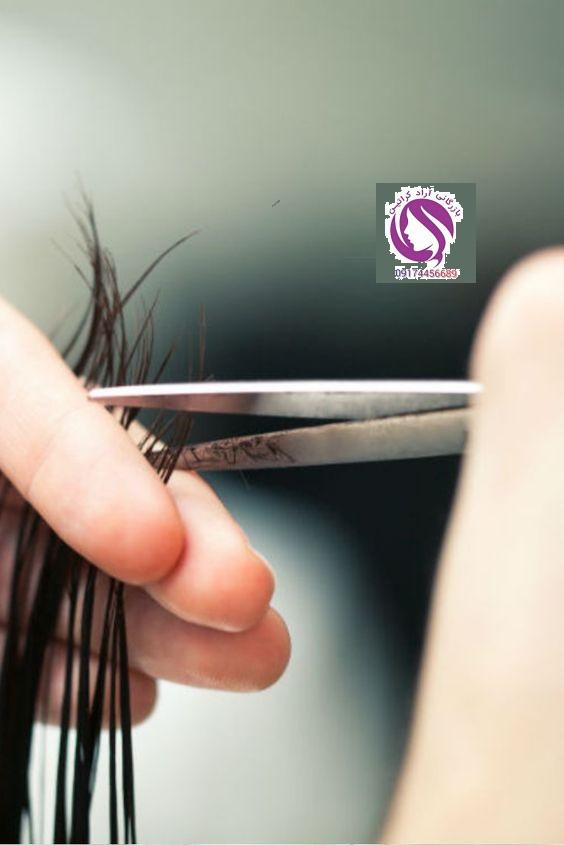 چیدن مو
