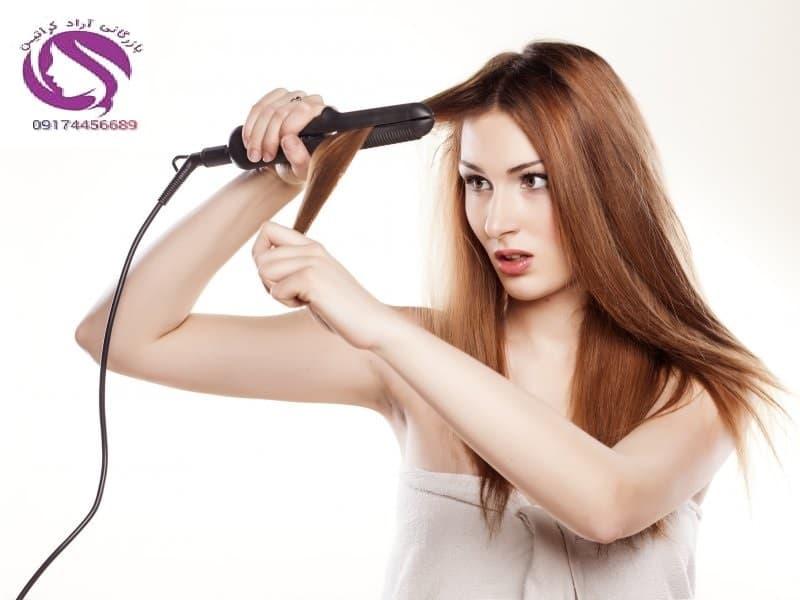 عوارض ریباندینگ مو